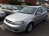 2005 55 Chevrolet Lacetti 1.6 low mileage