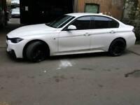 BMW 3 SERIES 2013 MSPORT (F30) DIESEL 2.0 184BHP AUTO