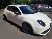 Alfa Romeo MiTo 1.4 TB MultiAir Veloce ALFA TCT 2017 Low Miles Top of the Range