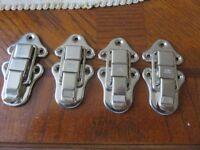 Guitar case latches
