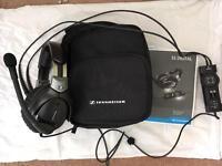 Sennheiser S1 Digital ANR Headset - Pilots