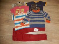 Boys Clothes Bundle 6 - 7 years