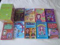 Jacqueline Wilson set of 9 x books in case