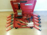 Hilti 460 dx with 1000 shots