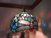 Tiffany Style Lamp - stunning