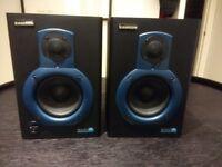 Samson Resolv 40a Active Studio Speakers for sale.