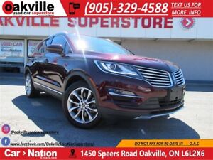 2016 Lincoln MKC Select | NAVI | PANO ROOF | REMOTE START | B/U