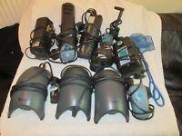Various Aquarium Equipment