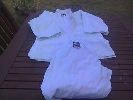 Blitz Children's Cotton Judo Suits X 2