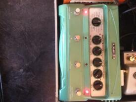 Line 6 DL4 effects pedal