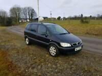 2004 Vauxhall Zafira 2.0 DTI