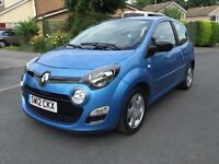 2012 Renault Twingo 1.2 Dynamic NEWSHAPE fiat 500 mini ford fiesta corsa clio yaris aygo small car