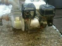 Honda gx160 industrial waterpump