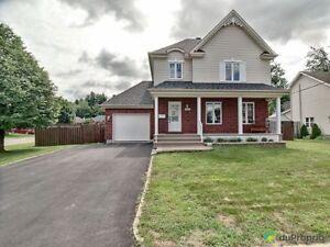 393 600$ - Maison 2 étages à vendre à Mirabel (St-Janvier)