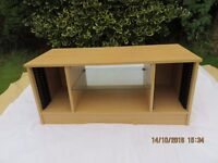 TV DISPLAY & ENTERTAINMENT STAND