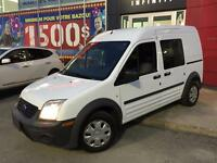 2010 Ford Transit Connect XLT / REAR GLASS WINDOWS / PARTITION!!
