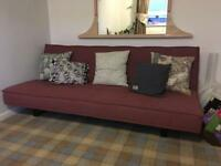 John Lewis Sofa bed (Napa) RRP £299 from House Collection