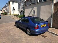 Rover 45 1.4 S2 2002 manual.