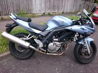 Suzuki SV650 SK6 2006 re-advertised due to time wasters