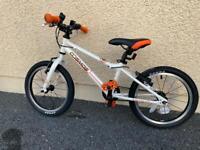 "Boys 16"" bike as new"
