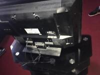 """32"""" Toshiba TV and Stand for sale"""
