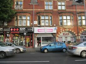 *ONE BEDROOM STUDIO FLAT*WATER AND ELEC INCLUDED*=*KINGS HEATH HIGH STREET*EXCELLENT TRANSPORT LINKS