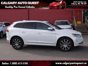 2015 Volvo XC60 T6 Premier plus AWD/BCAK UP CAMERA/LEATHER/ROOF