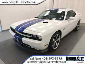 2011 Dodge Challenger SRT8- Manual Trans, 6.4L Hemi V8 Power!