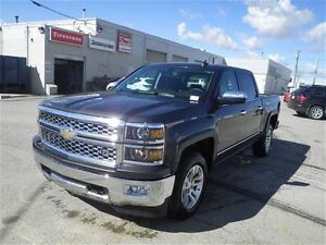2015 Chevrolet Silverado 1500 LTZ | Leather | Rem. Start | Heate