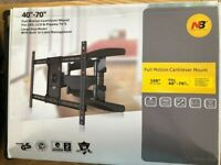 """40"""" to 70"""" TV Mounting Bracket - Cantilever"""