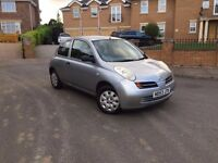 1.2 Nissan Micra, 12 months MOT, Full Service History
