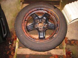 Vauxhall Vectra C Diesel dti– 2004 – 215/55r16 metal trim -REF- 0.484kgAAA-XXXap1snk4x