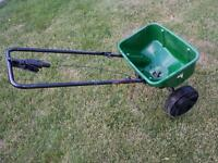 TURF BUILDER BROADCAST SPREADER