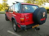 Vauxhall Frontera 2.2i 4x4