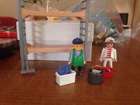 Playmobil Decorators