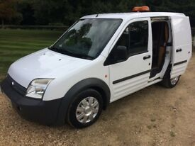 *64k miles* full history, side loading 2 owners . Ford transit connect 09 plate 2 keys