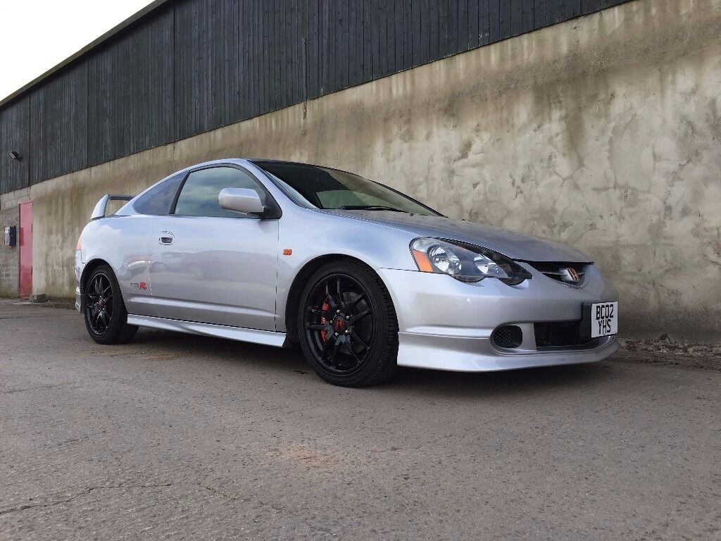 silver 2002 honda integra type r dc5 in belfast city. Black Bedroom Furniture Sets. Home Design Ideas