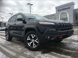 2016 Jeep Cherokee Trailhawk 2.4L 9 Speed