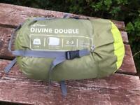 Hi Gear HiGear Divine Double Sleeping Bag