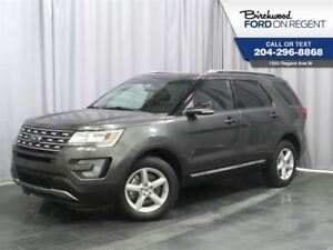 2017 Ford Explorer XLT 4WD*7 Passenger/Leather/Sky Roof*