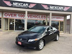 2012 Honda Civic EX* 5 SPEED A/C SUNROOF 111K