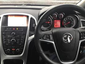 Vauxhall Astra 1.6 SRI inc Sat Nav & Bluetooth