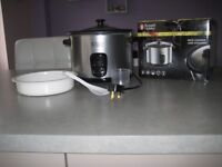 Rice Cooker and Steamer - Russell Hobbs