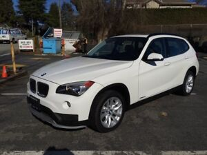 2015 BMW X1 8000 kms! No accidents! BC Car! COQUITLAM