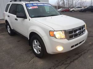 2012 Ford Escape XLT|ONE OWNER WE SOLD AND SERVICED|
