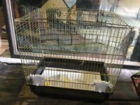 Budgie cage for sale/ small
