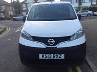 Nissan NV200 Diesel, Double Sliding Doors, RUNS AND DRIVES PERFECT