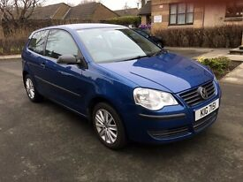 Volkswagen Polo 2006 1.2L 3 Door LOW MILEAGE