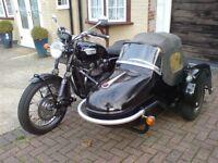 Triumph Bonneville Outfit for sale