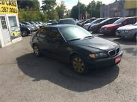 2002 BMW 328XI AITOAIR /  AWD / LEATHER / ROOF / LOADED / ALLOYS